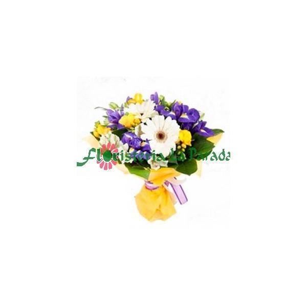 Bouquets de Iris