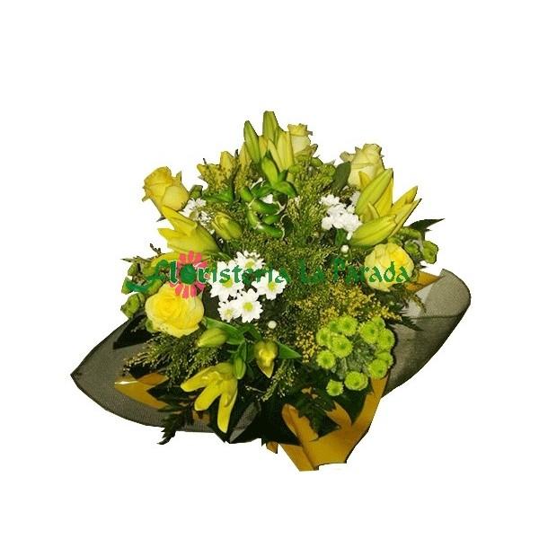 Bouquet  Tonos Amarillos